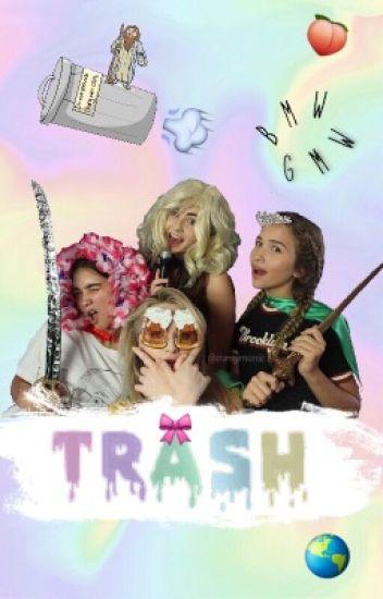 Take on the trash
