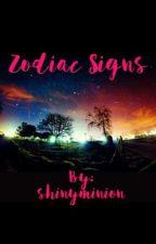 Zodiac signs  by shinyminion