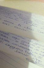 Scrivo Di Te. Scrivo Per Te. by ritatorchia