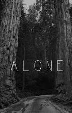 Alone by JeanneReedusSullivan