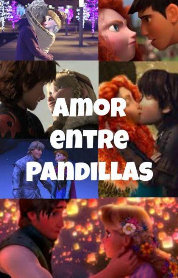 Amor entre Pandillas (Hiccstrid y Jelsa)