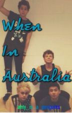 When In Australia by amy_is_a_penguinx
