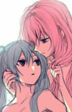 ♡Miku X Luka♡ I Fallen For You... by Sharkgirl4401