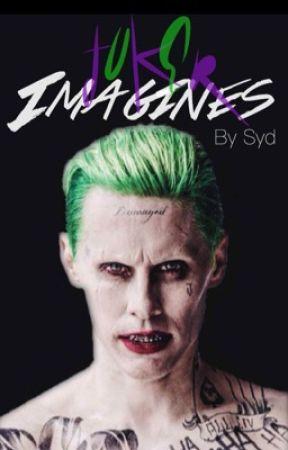 Joker Imagines by avasid7cesc