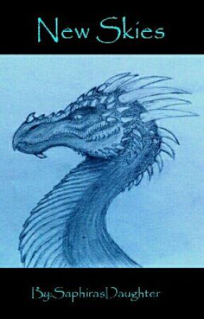 New Skies (An Eragon Story) by SaphirasDaughter