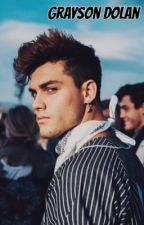 Grayson Dolan Imagines by theresalillian