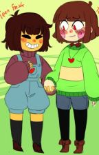 ACT A Chara x Frisk (Charisk) Fanfiction by NoahFanficGuy