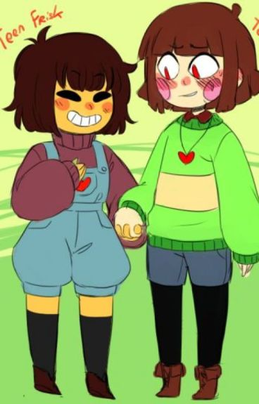 ACT A Chara x Frisk (Charisk) Fanfiction