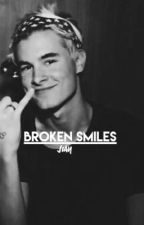 Broken smiles//Jian by jianscupid