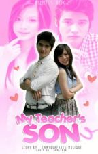 My Teacher's Son (COLLIDE's BOOK 2) by canyouhearthemusique