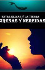 Sirenas y Nereidas- Entre dos mares. by MyraONeill
