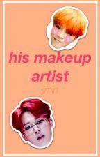 His Makeup Artist // Jimin FF by honglinebling_