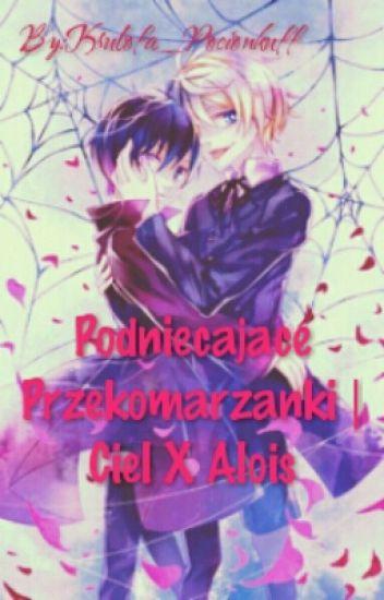 Podniecające Przekomarzanki | Ciel X Alois
