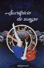 """Saint Seiya""""Sacrificio de Sangre"""" by andysakurai15"""