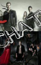 The Vampire diaries e The Originals:chat tra gente con problemi MENTALI  by Mary_2312_