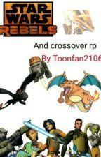 Star Wars Rebels And Crossover RP by TEC_Crossed_Heroes