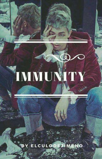 |•Immunity•| →NamJin←