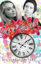 Different (Wilde #3) by 3dream_writer3