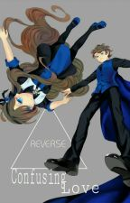 Dipper y Pacifica (Reverse Falls)- Amor Confuso by IcexHeart