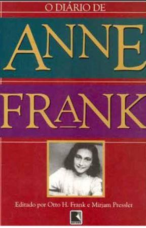 O Diário De Anne Franck by josegersonfofo