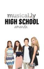 Musical.ly High School // amanda by emotionalblonde