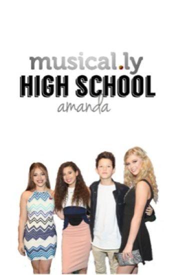 Musical.ly High School // amanda