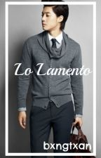 Lo Lamento (Kim Hyun Joong ) One Shot by -btsmyg-