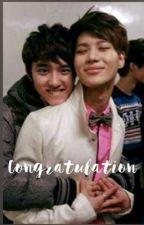 Congratulation TaeSoo Kaisoo kaistal chanbaek 2min sulay  sichul  johnmark  by baekyeolhanhunkaisoo
