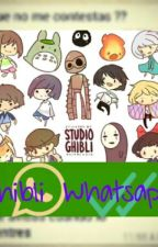 Ghibli Whatsapp by Athena67890