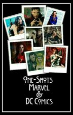 One-Shots Marvel & DC Comics by -Phxsma