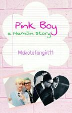 Pink Boy by Makotofangirl11