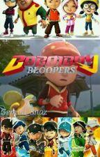 BoBoiBoy: Bloopers by ShafiraPhoenixia