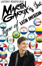 Martin Garrix is the type of Latin American. [Pausada] by OjitosGxrrix