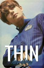 Thin || taehyung by desmadres