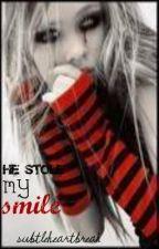 He Stole My Smile by LynzLion