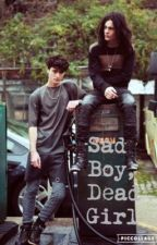 Sad boy, Dead girl by The_angel_of_darknes