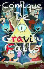 Comique de Gravity Falls by AioFalls