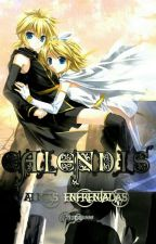 Calendis-Almas enfrentadas- #VocaloidStoryAwards by Yukirin666
