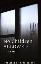 No Children Allowed by Paraeeks
