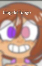 blog del fuego by flareon-girl1