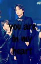You are in my heart  انت في قلبي by Byun-Taeyoen