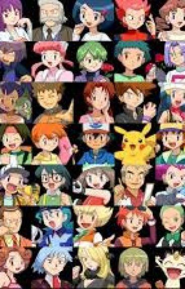 Pokemon Ash X Reader - Journey Through Kalos