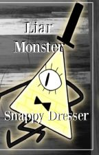 Liar, Monster, Snappy Dresser by divadorito