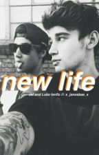 New Life✞Jai/Luke Brooks by septernal