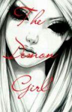 The Demon Girl by Djhairhene10