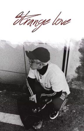Strange love  {On Hold} by devilwithahalox