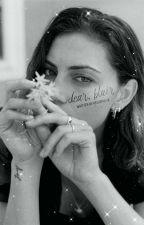 dear, Blair || Tyler Posey || ✔ by xxhillsxx