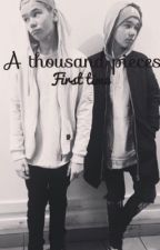 || First Time ||Marcus & Martinus ~FÄRDIGSKRIVEN~ by m0llys