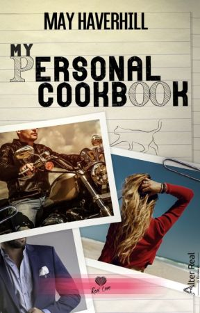 My Personal Cookbook [SOUS CONTRAT D'EDITION] by MayHaverhill