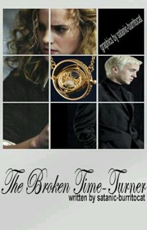 The Broken Time-Turner by bookitocat